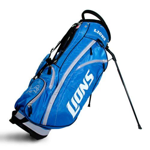 Team Golf Detroit Lions Fairway Stand Bag