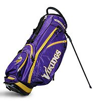Team Golf Minnesota Vikings Fairway Stand Bag
