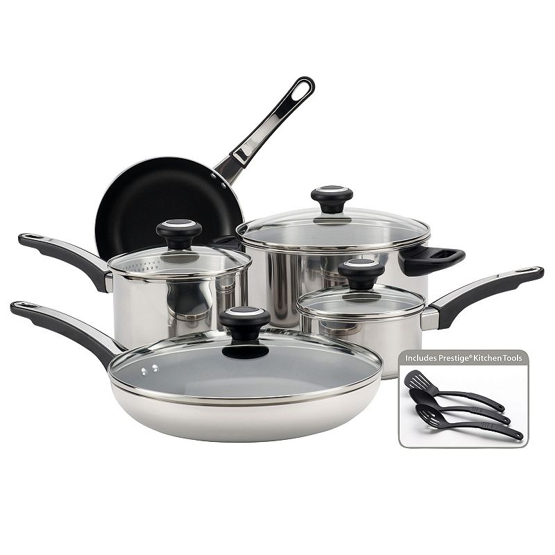 Farberware 12-pc. Nonstick Cookware Set