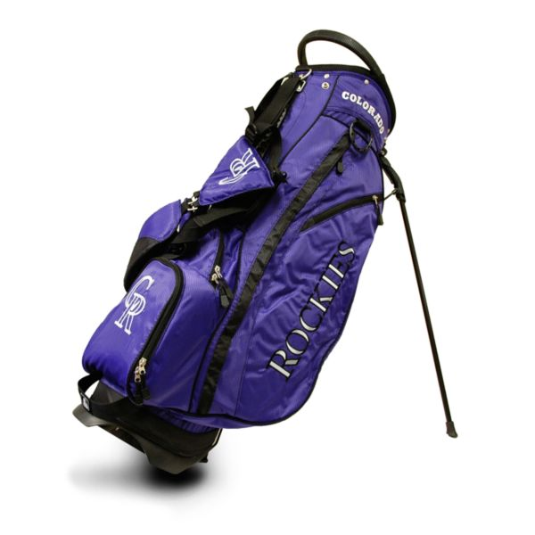Team Golf Colorado Rockies Fairway Stand Bag