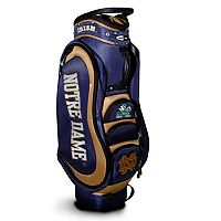 Team Golf Notre Dame Fighting Irish Medalist Cart Bag