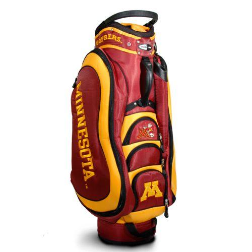 Team Golf Minnesota Golden Gophers Medalist Cart Bag