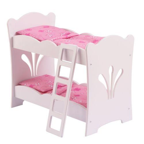 KidKraft Doll Bunk Bed