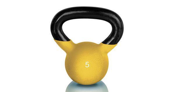 Kettlebell Youtube: ProForm 5-lb. Kettlebell Weight