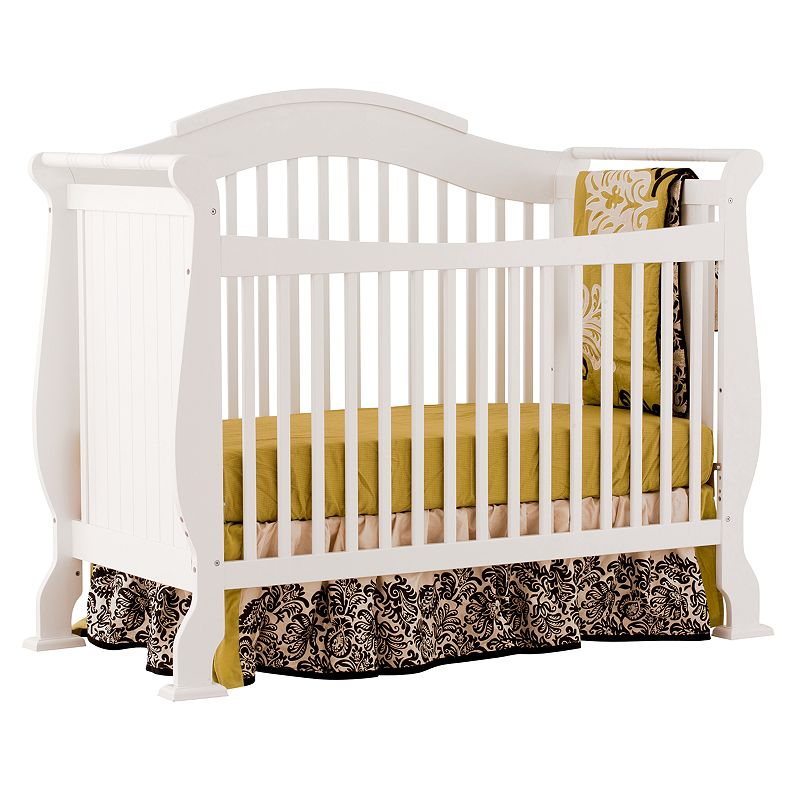Stork Craft Valentia Fixed Side Convertible Crib