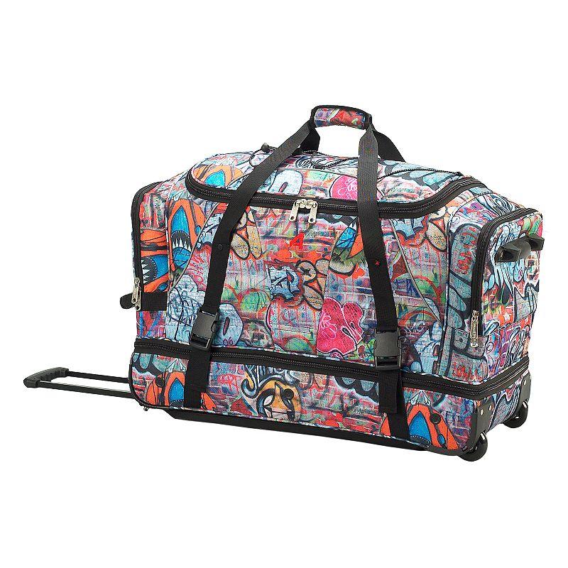 Athalon 29-Inch Drop-Bottom Rolling Duffel Bag