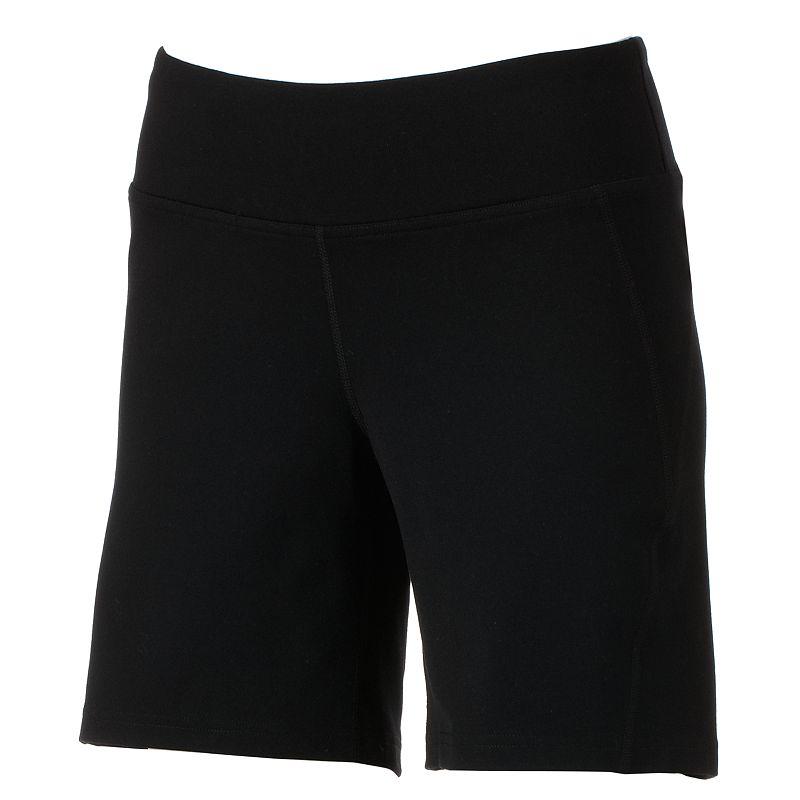 Women's Tek Gear® Core Essentials Shape Performance Bike Shorts