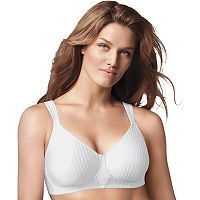 Playtex Secrets Bra: Perfectly Smooth Seamless Full-Figure Wire-Free Bra 4707 - Women's