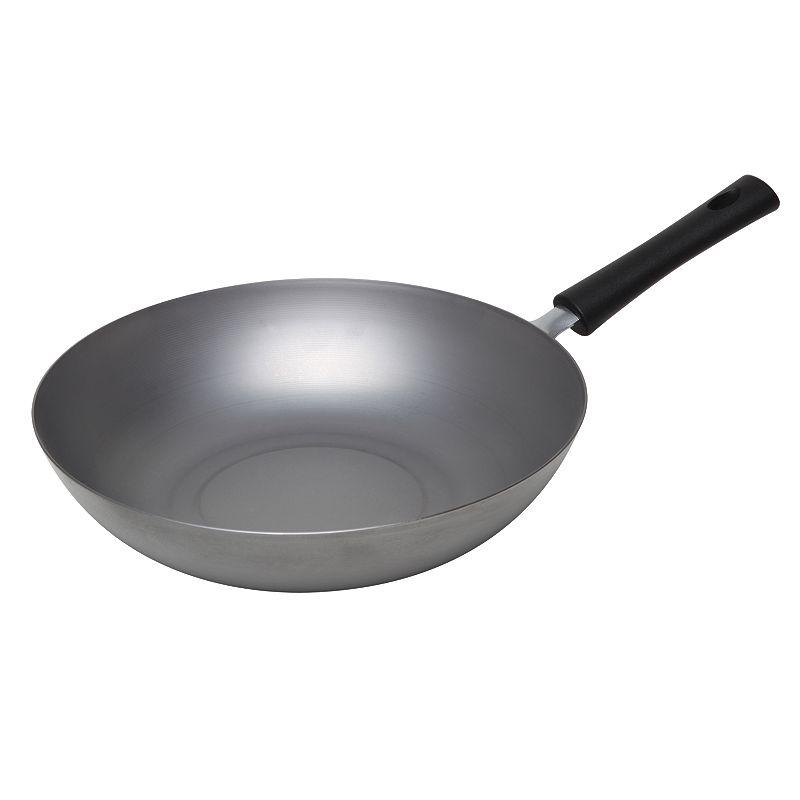 Asian Origins 12-in. Carbon Steel Stir-Fry Pan