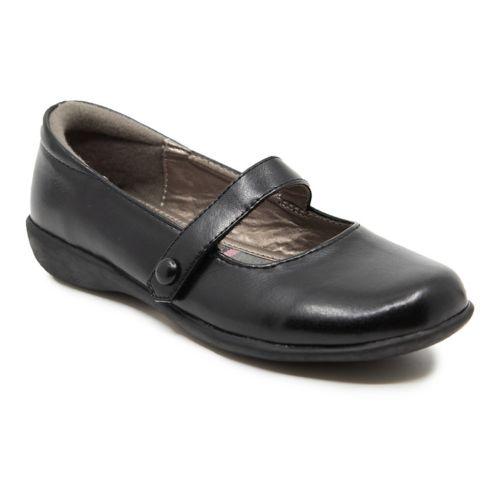 French Toast Ashley Mary Jane Uniform Shoes - Girls
