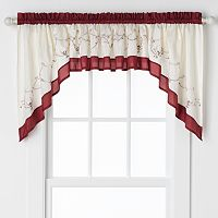 CHF Grace Tailored Swag Curtains - 29'' x 30''