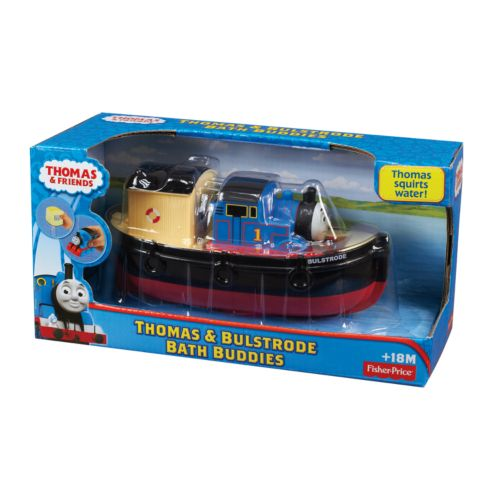 Thomas and Friends Thomas the Tank Engine and Bulstrode Bath Buddies by Fisher-Price