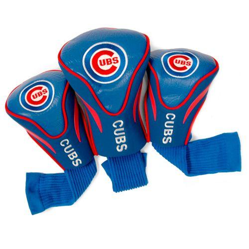 Team Golf Chicago Cubs 3-pc. Contour Head Cover Set