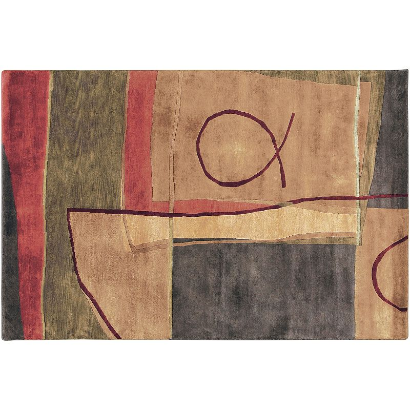 Artisan Weaver Kyle Wool Rug - 5' x 8'