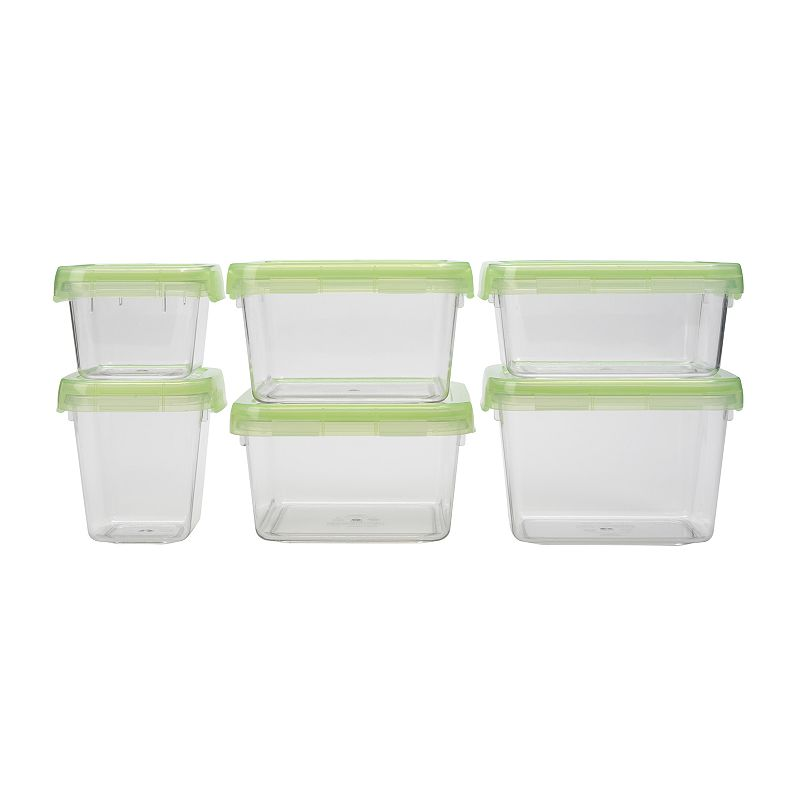 OXO LockTop 12-pc. Storage Container Set