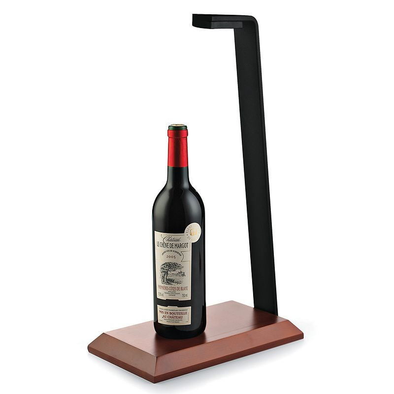 Wine Enthusiast Legacy Corkscrew Stand