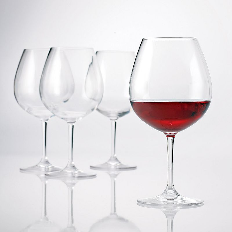 Wine Enthusiast PolyCarb 4-pc. Pinot Noir Wine Glass Set