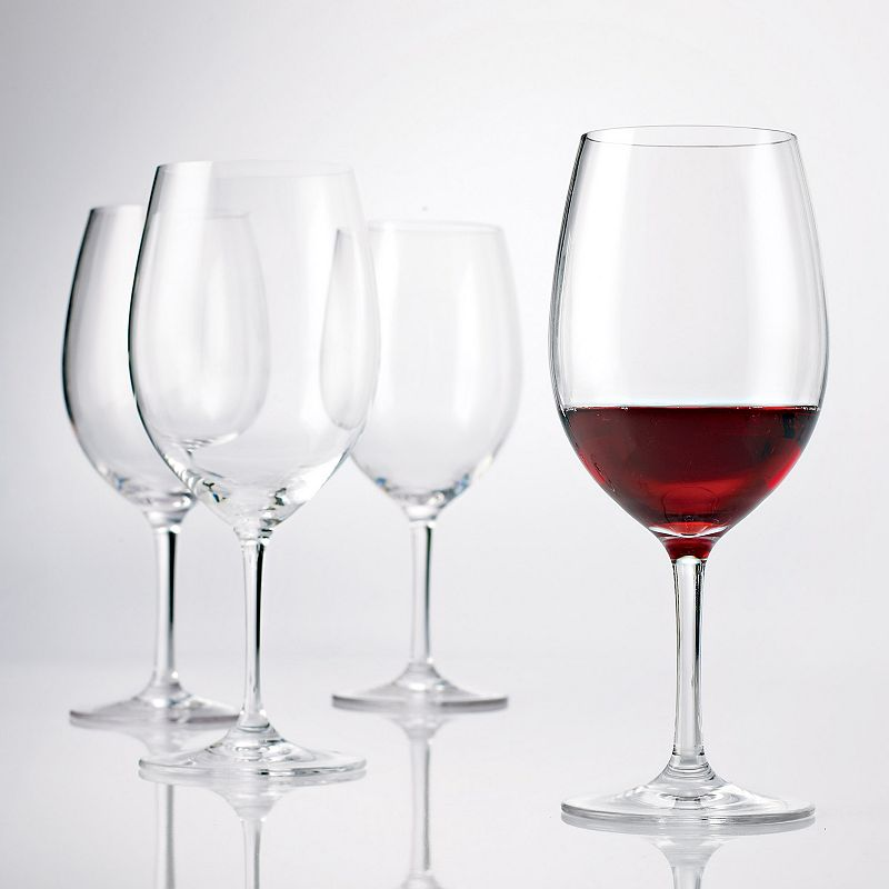 Wine Enthusiast PolyCarb 4-pc. Merlot Wine Glass Set