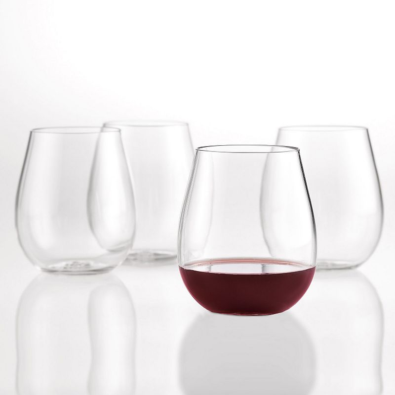 Wine Enthusiast Polycarb 4-pc. Wine Tumblers