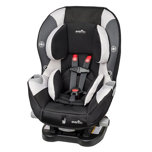 evenflo triumph 65 lx infant convertible car seat. Black Bedroom Furniture Sets. Home Design Ideas
