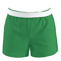 Juniors' Soffe Fold-Over Athletic Shorts