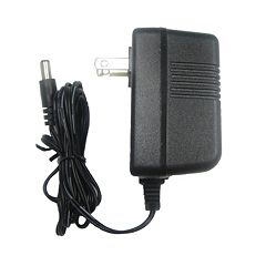 iTouchless Stainless Steel Touchless Trash Can AC Power Adaptor by
