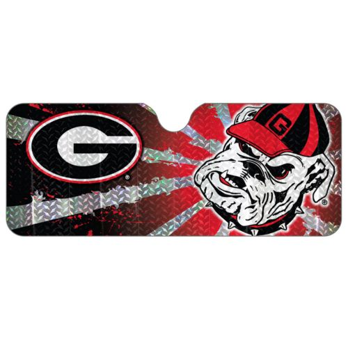 Georgia Bulldogs Auto Sunshade