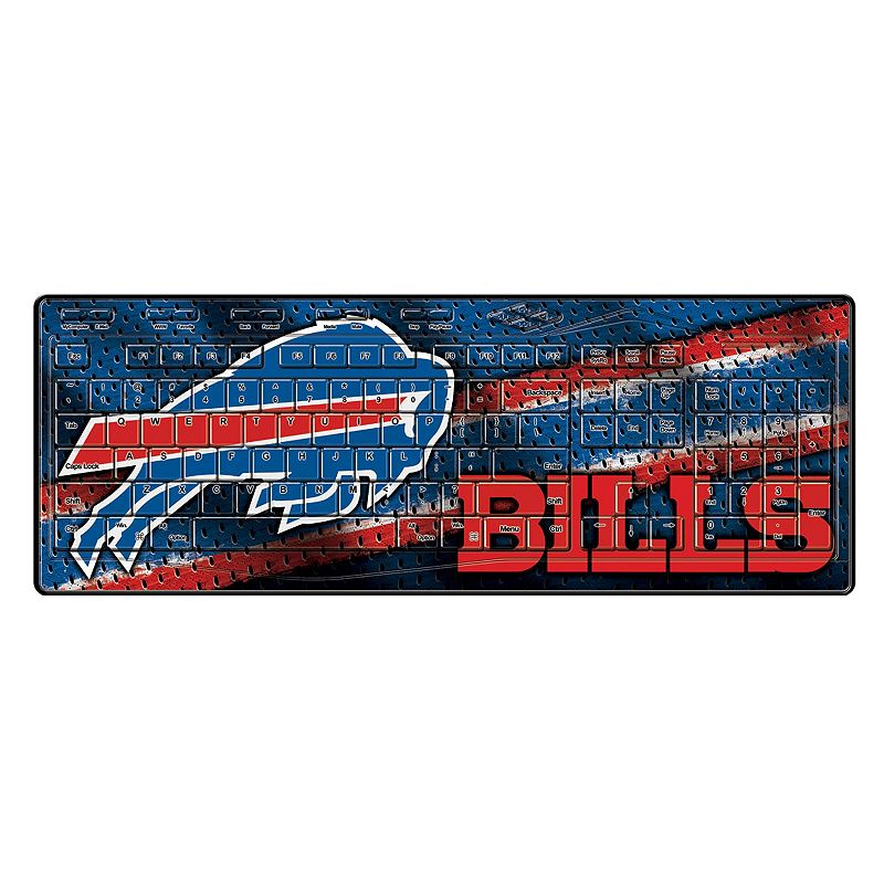 Buffalo Bills Wireless Keyboard