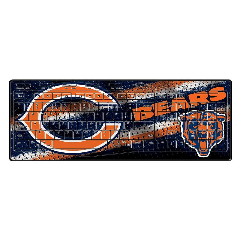 Chicago Bears Wireless Keyboard