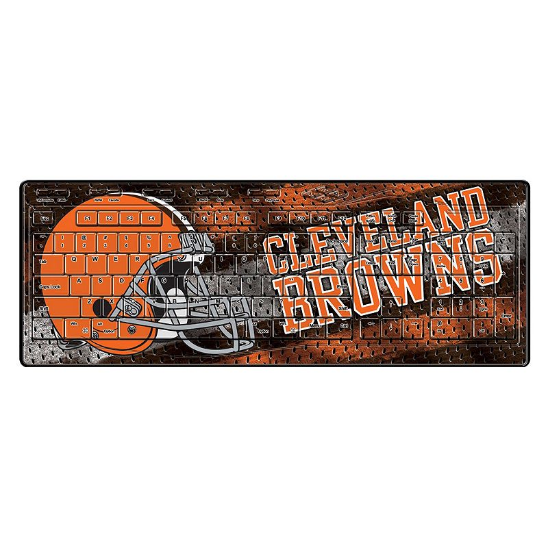 Cleveland Browns Wireless Keyboard