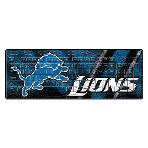 Detroit Lions Wireless Keyboard