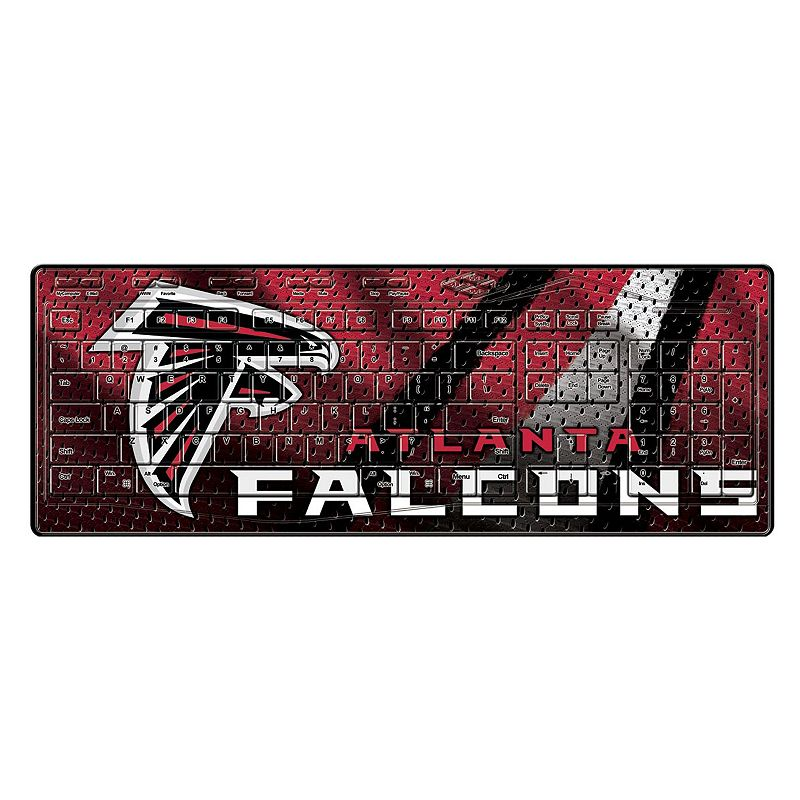 Atlanta Falcons Wireless Keyboard