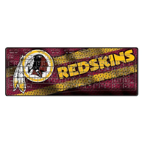 Washington Redskins Wireless Keyboard