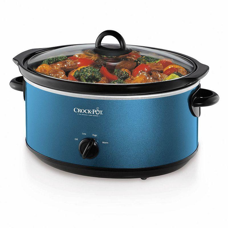 Crock-Pot 7-qt. Slow Cooker