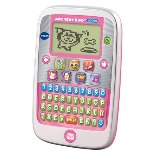 VTech ABC Text and Go Motion - Pink