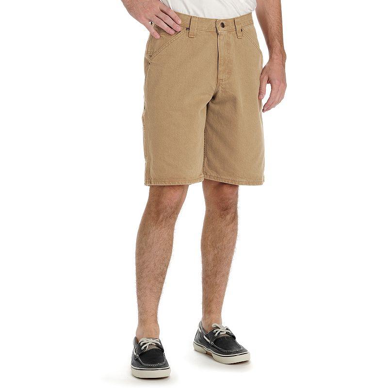 Big & Tall Lee Denim Carpenter Shorts