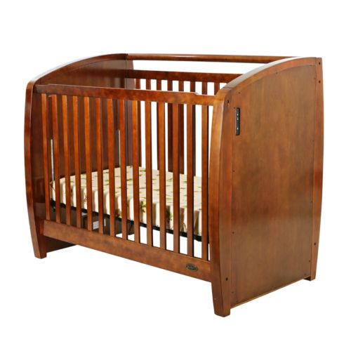 Dream On Me Electronic Convertible Crib