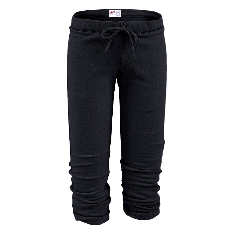 Juniors' Soffe Solid Slouchy Sweatpants