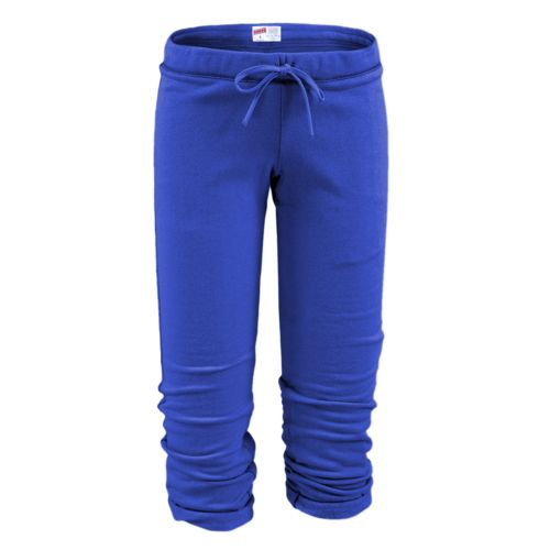 Soffe Solid Slouchy Sweatpants - Juniors