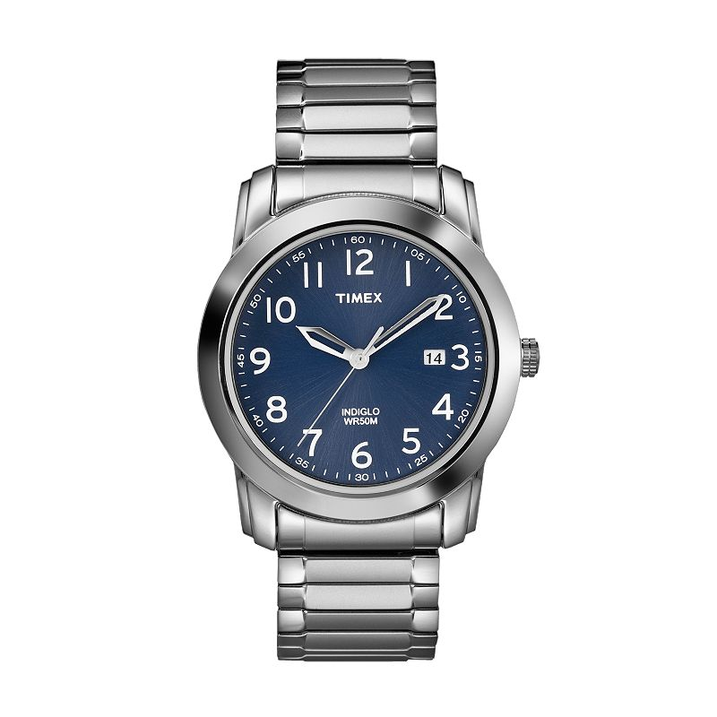 Timex Men's Stainless Steel Expansion Watch - T2P132