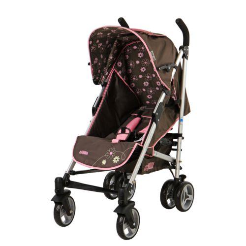 Mia Moda Fiore Stroller - Daisies
