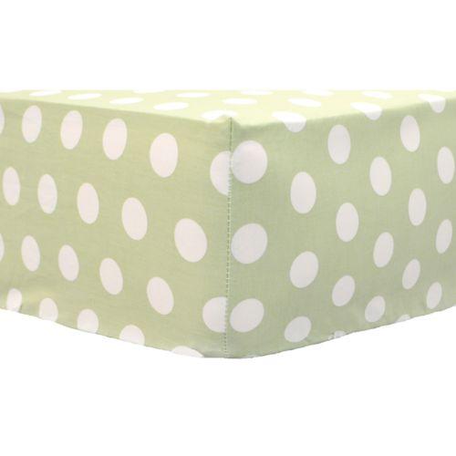 My Baby Sam Pixie Baby Crib Sheet