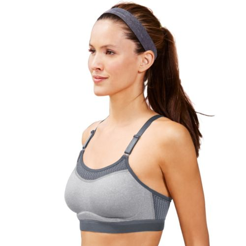 Champion Bra: The Show-Off High-Impact Wire-Free Sports Bra1666