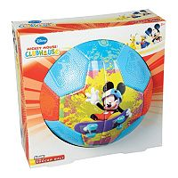 Disney Mickey Mouse Soccer Ball by Franklin