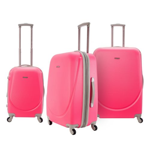 Travelers Club Luggage, 3-pc. Hardside Spinner Luggage Set