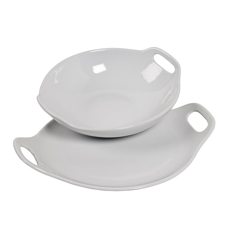 Tabletops Gallery 2-pc. Pasta Bowl Set