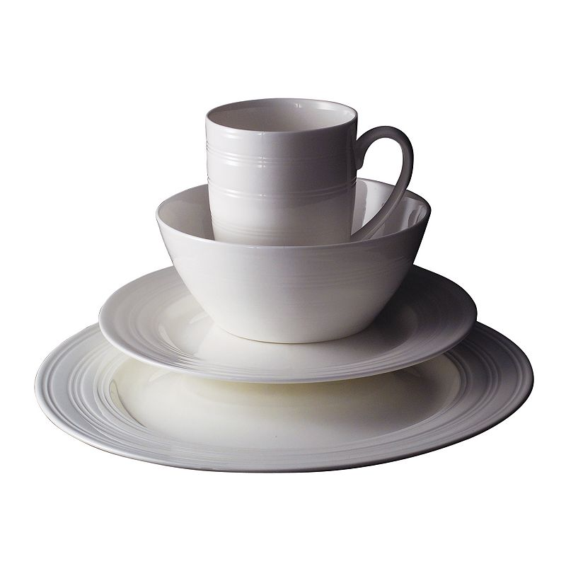 Tabletops Gallery Sherise 16-pc. Dinnerware Set