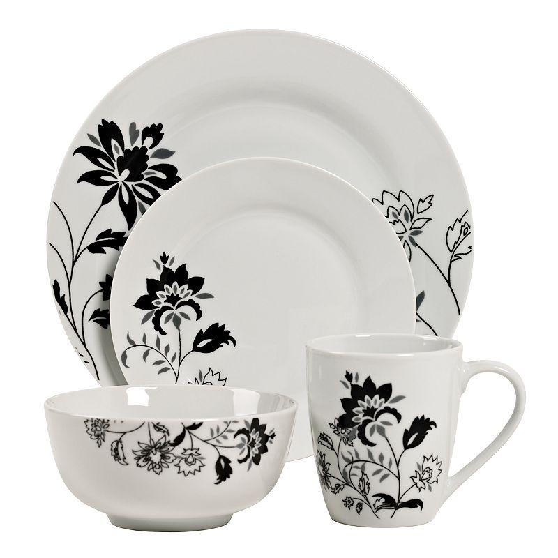 Tabletops Gallery Rebecca 16-pc. Dinnerware Set