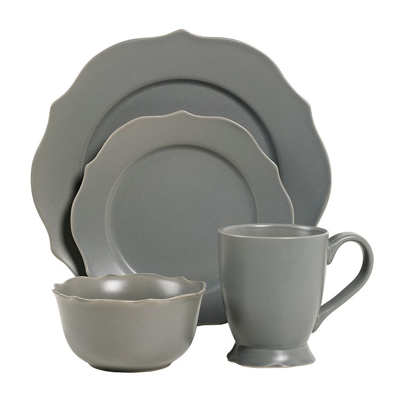 Tabletops Gallery Chateau 16-pc. Dinnerware Set