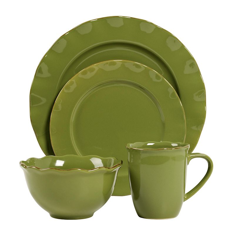 Tabletops Gallery Belle 16-pc. Dinnerware Set